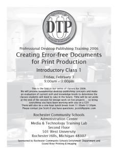 U-DTP Flyer 2006.indd